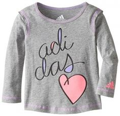 Adidas-Baby-Girls-Infant-Forever-Tee