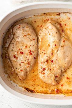 Italian Dressing Marinated Chicken, Grilled Italian Chicken, Italian Chicken Breast, Italian Marinated Chicken, Baked Chicken Marinade, Homemade Italian Dressing, Italian Chicken Recipes, Easy Baked Chicken, Oven Chicken