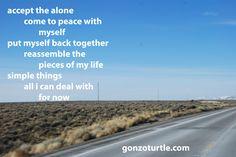 #gonzoturtle #life #art #poem #poetry #ReadThinkEvolve #words #photo gonzoturtle.com