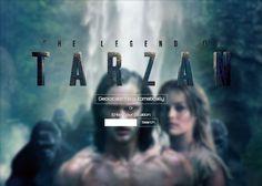 Tarzan VR | CSS Website