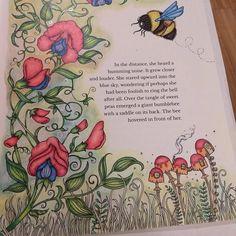 Inkyivy Ivyandtheinkybutterfly Coloring Johannabasford