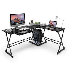 24 best corner pc desk images living room bed room gamer room rh pinterest com