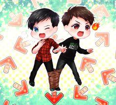 Phil and Dan - DDR