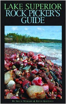See our first hand guide to the best rock and agate hunting on Michigan Central and Eastern Upper Peninsula beaches around Lake Superior plus links to tips and resources on beach rock identification, agate collecting, and agate and rock tumbling. Michigan Vacations, Michigan Travel, Lake Michigan, Wisconsin, Two Harbors Minnesota, Oh The Places You'll Go, Places To Travel, North Shore Beaches, Rock Identification
