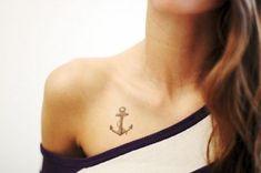 Tatuagem de âncora em 60 fotos incríveis