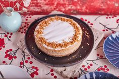 Christmas Desserts, Panna Cotta, Xmas, Sweets, Snacks, Cakes, Cooking, Ethnic Recipes, Food