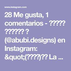 """28 Me gusta, 1 comentarios - ♡Poly Bernoy ♡ (@abubi.designs) en Instagram: """"(🇬🇧👇🏻)🐞🌺 La última de mis bichitos. Mi pequeña mariquita 🌺🐞 En Argentina le decimos Vaquita de San…"""" Amigurumi Doll, Instagram, Ladybug, I Like You, Argentina"""