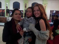 Volunteer Olivia Wilson in Kathmandu Nepal at the Children Care program January 7 to February 18th, 2016. Invited to a local wedding, on her free time in Kathmandu walking downtown and helping at the local programs. https://www.abroaderview.org #volunteerabroad #nepal #kathmandu #childcare #abroaderview