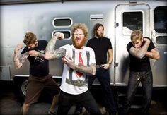 """2000 yılında Amerika'nın Atlanta şehrinde kurulan sludge, progresif metal grubu Mastodon 7. stüdyo albümleri """"Emperor of Sand""""den ikinci parçasınıpaylaştı. Kısa"""