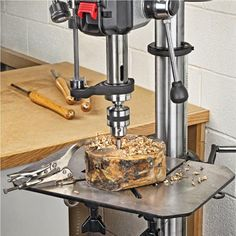 Find The Best Drill Press For You In Our Drill Press Reviews.