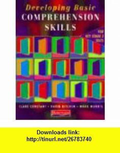 Developing Basic Comprehension Skills Evaluation Pack (9780435108304) David Kitchen, Clare Constant, Mark Morris , ISBN-10: 0435108301  , ISBN-13: 978-0435108304 ,  , tutorials , pdf , ebook , torrent , downloads , rapidshare , filesonic , hotfile , megaupload , fileserve