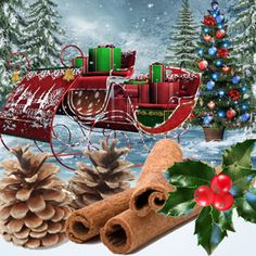 Sleigh Ride Fragrance Oil #sleighridefragranceoil #christmasscents #fragrancesforchristmas #holidayscentsforcandles