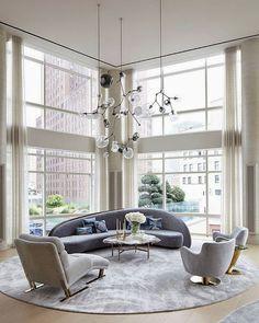 Lindsey Adelman chandelier