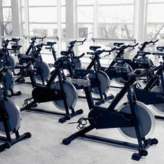 Feel the burn and tone your entire body in your spin class with these fitness tips.