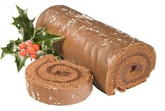 Chocolate Yule Log: the ancient spirit of Christmas