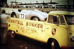 A Photographic History of Vintage Race Car Transporters — 95 Customs
