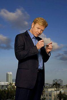 CSI: Miami mister Caruso.