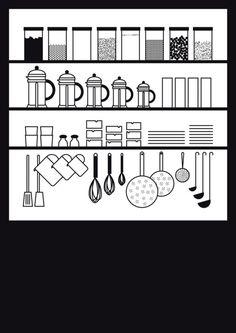 die küche zum kochen. manual de cocina de otl aicher 02 | ai ... - Otl Aicher Die Küche Zum Kochen