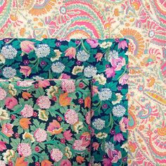 I have been a busy little bee sourcing these gorgeous vintage Liberty fabrics- these are pretty special! ✨ If you are interested get in quick because they are all flying out the door!  More designs available, link in bio  . . . #vintageliberty#vintage#liberty#libertyfabric#thestrawberrythief#libertyartfabric#libertytanalawn#floral#paisley#vintagefabric