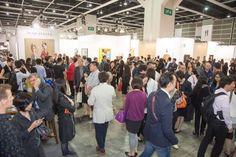 ART BASEL HONG KONG 2015 http://www.widewalls.ch/art-basel-hong-kong-2015-preview/ #artfair #artmarket #collectors
