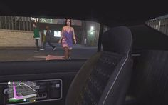 GRAND THEFT AUTO 5 GIVES YOU A HITCH OF HARDCORE SEX