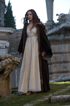 "16-year-old Oscar Nominee #HaileeSteinfeld stars as Juliet in the upcoming Swarovski adaptation, ""Romeo & Juliet""."