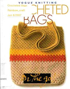 Bags Crochet Patterns Picasa : GANCHILLO on Pinterest Picasa, Crochet and Granny Squares