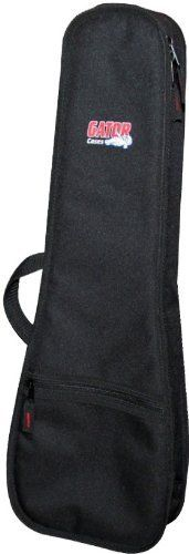 Gator GBE-UKE-SOP Ukulele Bag for Soprano Ukulele by Gator. $34.99. Economy Gig Bag for Soprano Style Ukuleles