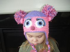 Abby Cadabby inspired Earflap Hat by littlebugaboos on Etsy, $25.00