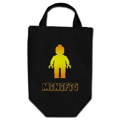 Minifig [Golden] by Customize My Minifig Bag