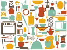 kitchen vector - Google zoeken