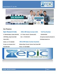 Epic Research provides daily market report in KLSE , Forex and Comex and gives update to help you make informed decision. It also gives advise about financial investment to achieve profitable returns by going long and short in market.