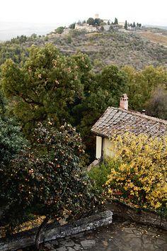 Winery Castello di Verrazzano - Chianti, Tuscany, Italy
