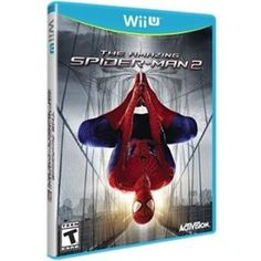 Amazing Spiderman 2 Wiiu