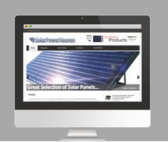 Solar Power Heaven – TOP Amazon Review Theme Already Filled with Almost 1000 Products and to be a Success for any Amazon Affiliate