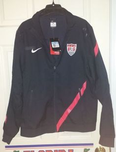 Nike-USA-National-Team-Coaches-On-Field-Soccer-Jacket-Mens-Medium-M-NWT-449657