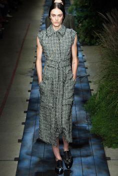 Erdem Spring 2015 Ready-to-Wear Fashion Show - Sarah Brannon (PREMIER)