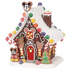 Disney Christmas Village, Department 56 Christmas Village, Gingerbread Christmas Decor, Gingerbread House Designs, Christmas Villages, Christmas Decorations, Gingerbread Houses, House Decorations, Christmas Presents