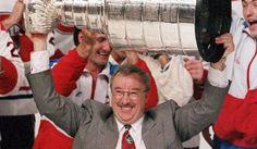 Les champions de 1993 n'oublieront jamais la contribution de Jacques Demers Le Champion, Stanley Cup, Champions, Sport, Never Forget, Deporte, Sports