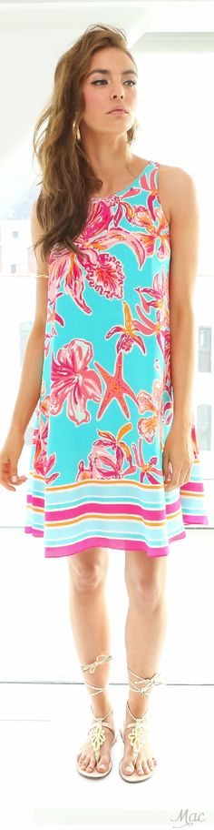 Resort 2016 Lilly Pulitzer   House of Beccaria~