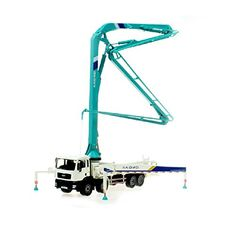 YuheBaby 1:55 Alloy Engineering vehicle Cement Pump Truck Toys Diecast Car *** This is an Amazon Affiliate link. You can find more details by visiting the image link.