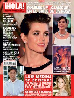 charlotte casiraghi magazine hola - Buscar con Google