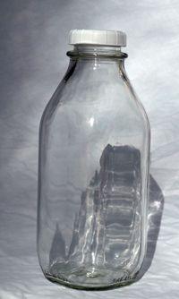 New, Unused, Glass Milk Bottles for Sale | Milk Bottle Caps | Bottle Carriers | Pour Spouts | US Made Bottle Brushes | Milk Jugs | Bottle Lids