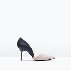 Image 1 of ASYMMETRIC COURT SHOE from Zara