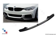 -  - Front Lip Spoiler  - Photo #1 Bmw Accessories, Car Mods, Performance Cars, Bmw Cars, Carbon Fiber, Lips, Vehicles, Easy, Car