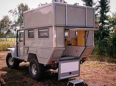 22 Best 4wd Camper Images Caravan Campers Motorhome