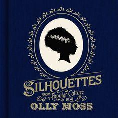 Olly Moss- Siluetas de la cultura pop