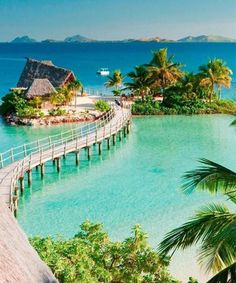 Best Place to See, Island Paradise - Fiji