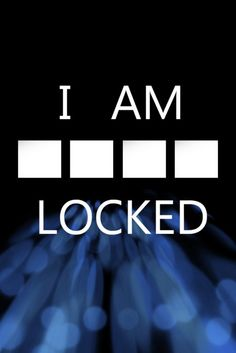 I am going to have this for my lock once I get a touch screen phone. So doing it. And no one I know will know the passcode beCAUSE THEY WON'T WATCH THE MOST AMAZING SHOW IN THE UNIVERSE.