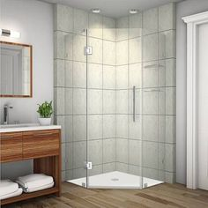 shop corner shower stalls - Google Search